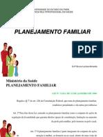 Apresentação Bruna Planejamento Familiar Ppt
