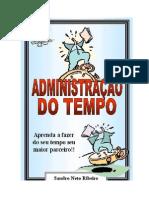 COMO ADMINISTRAR O SEU TEMPO.doc
