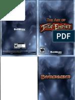Jade Empire Special Edition - Artbook
