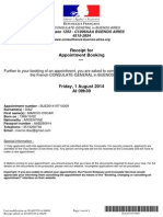 Prendre Rdv Impression PDF