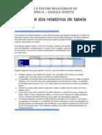 Como Criar e Editar Relatórios de Tabela Dinâmica