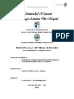 Informe de Prac. Pre-prof.-2014