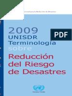 7817_UNISDRTerminologySpanish