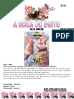 [Erin Yorke] a Rosa Do Egito