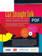 CGT Straight Talk Big Data