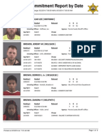 Peoria County booking sheet 08/03/14