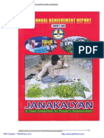 JANAKALYAN 11 Annual Report 2007-08