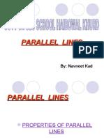 ParallelLines_Math_Haibowal Khurad_Ludhiana