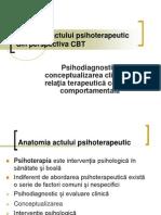 Anatomia Actului Terapeutic