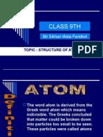 StructureofAtom_BSW_Science_Faridkot