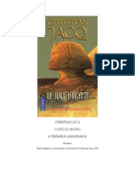 Christian Jacq - Juíz Do Egito I - A Pirâmide Assassinada