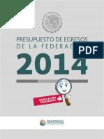 PRESUPUESTO CIUDADANO 2014