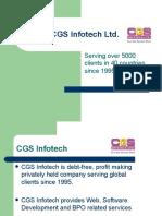 CGS Infotech Ltd