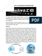 11 Como Instalar y Configurar Un Servidor DNS