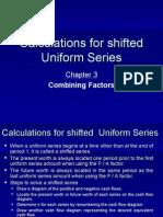Economics(shifted series)