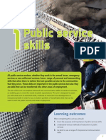 Public Service Manual