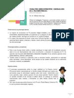 Resumen Ejecutivo del Estudio sobre los Estereotipos y Discriminación en la Televisión Peruana (marzo 2014)