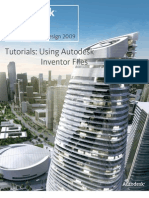 3ds Max 2009 Design Tutorials Using Inventor