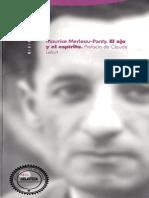 El Ojo y El Espíritu - Maurice Merleau-Ponty