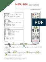 台表及錄影簡介DTT6700B
