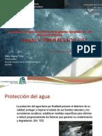 Protección Del Agua