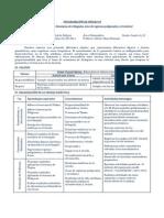 Unidad Didáctica 2012 Proporcionalidad y Semejanza