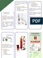 ALAMBIQUE Destilar Petroleo Js
