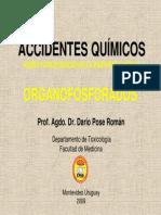 13.Acc.organofosforados