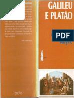 Alexandre Koyré (1892-1964.)-Galileu e Platao-Gradiva