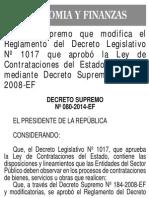 Modificacion Ley Abril 2014