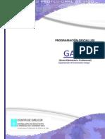Programaci%F3n Gaita Galega 2009-10