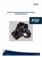 Caja de Cambios RCZ Cup