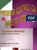 Generador Con Imanes