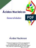 Generalidades de La Genética Molecular