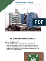 Hospital Como Empresa