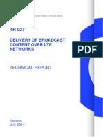 Projekt CTN-Mobile, EBU