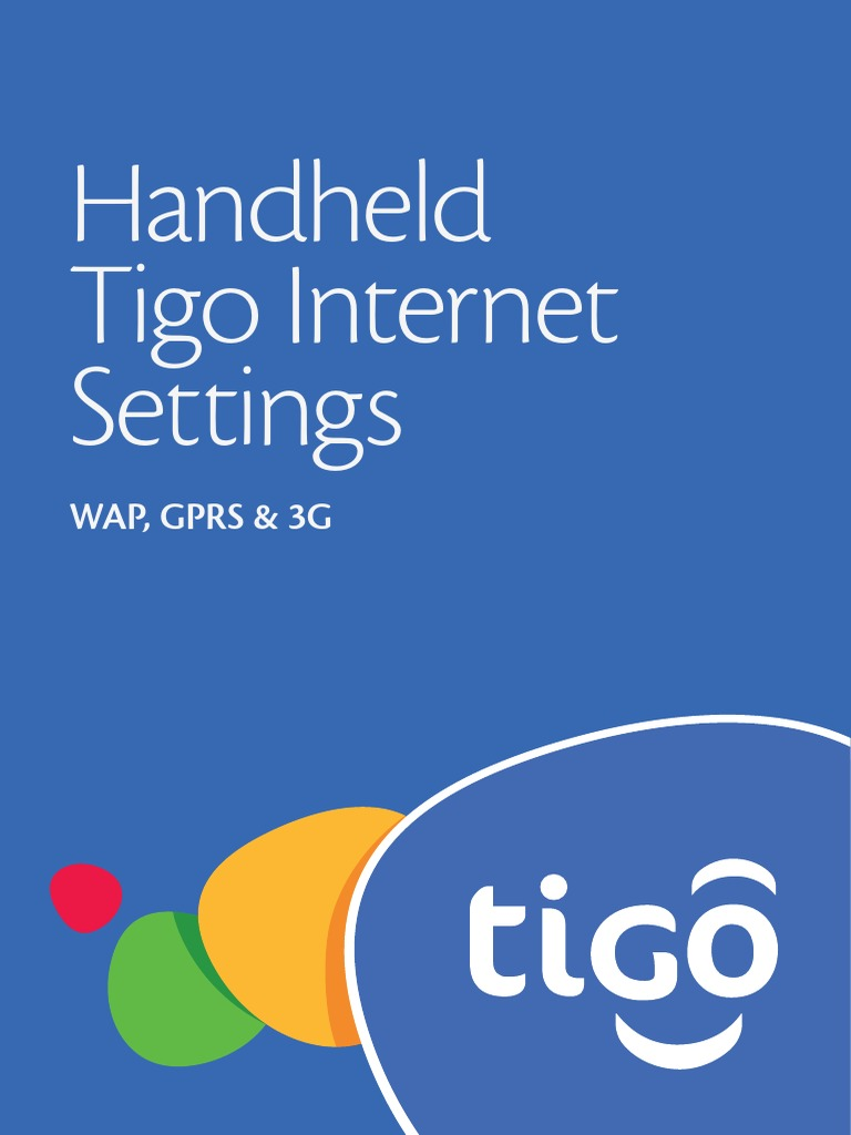 Handset Internet Manual Settings | Proxy Server | General Packet Radio  Service
