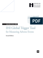 IHI Global Trigger Tool