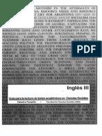 03 - Pampillo - Ingles III