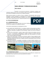 Capitulo 6 Intemperismo, Erosion y Formaciond de Suelos