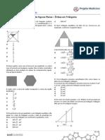 Matematica Geometria Plana Exercicios Triangulos Romulo Garcia