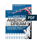 Craig Ballantyne - How to Achieve the New American Dream