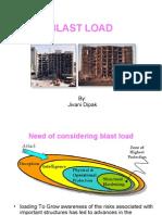 Blast loading