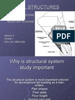 structu system presentation