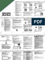 Onida LEO40 FC 3D TV manual
