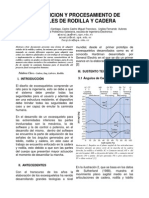 Adquisicion y Procesamiento de Señales Rodilla y Cadera