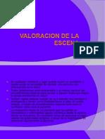 Valoración Primaria y Secundaria