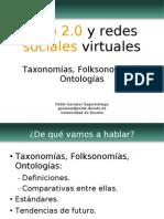 Web 20 y Redes Sociales Virtuales Folksonomias Taxonomas Ontologas 120351634765885 4