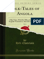 Heli Chatelain Folk Tales of Angola