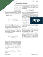ECE/EAS 4870 (Spring 2014) Homework 1